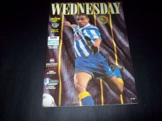 Sheffield Wednesday v Leicester City, 1994/95